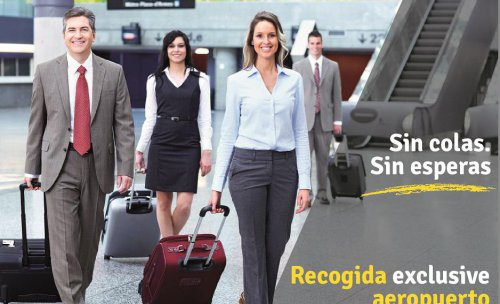 Servicio de taxi para empresas en Barcelona