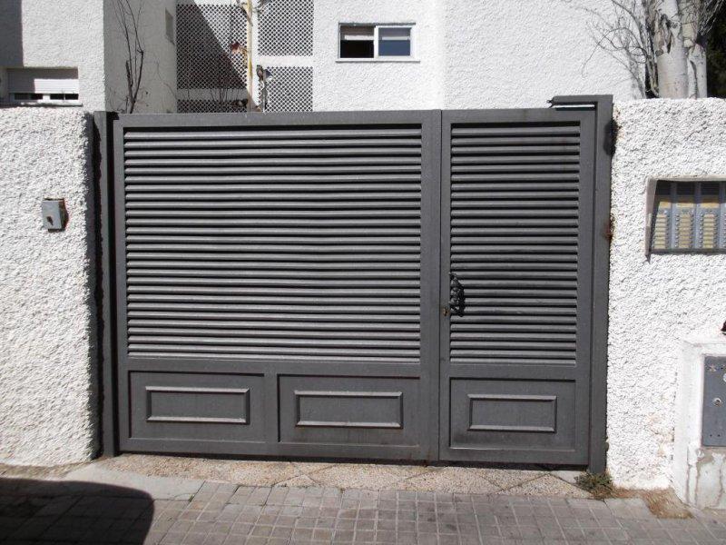 Talleres Mazo, cerramientos y automatismos en Madrid