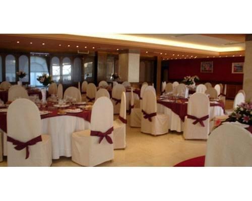 Hotel para bodas de 4 estrellas con restaurante propio
