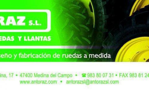 Neumáticos Ruedas y Llantas