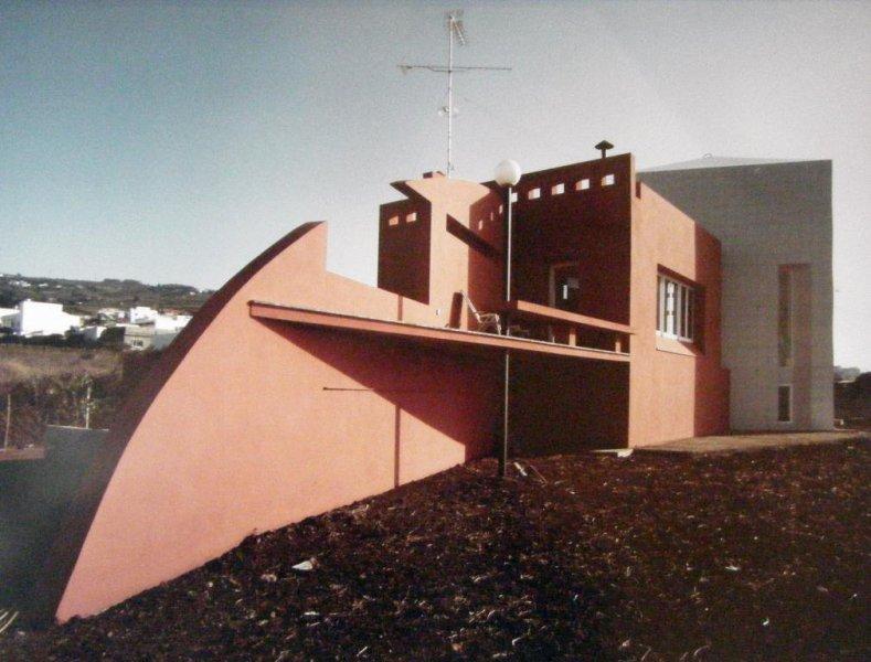 Vivienda unifamiliar en Tacoronte. Tenerife