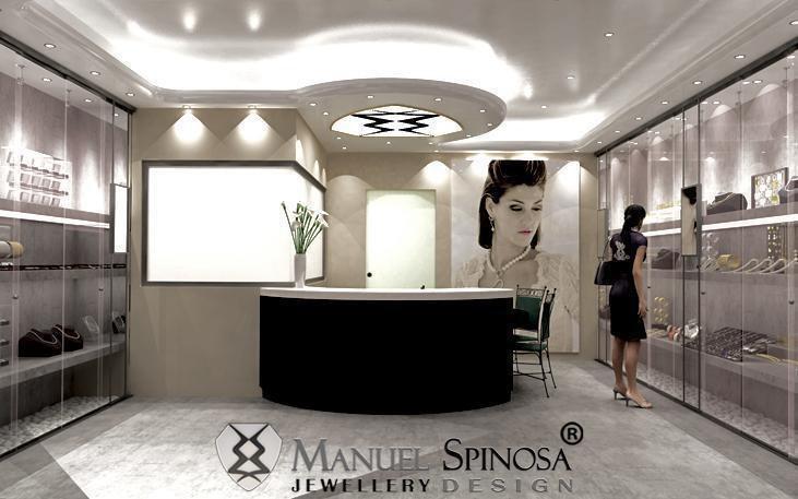 Franquicia Manuel Spinosa Jewellery