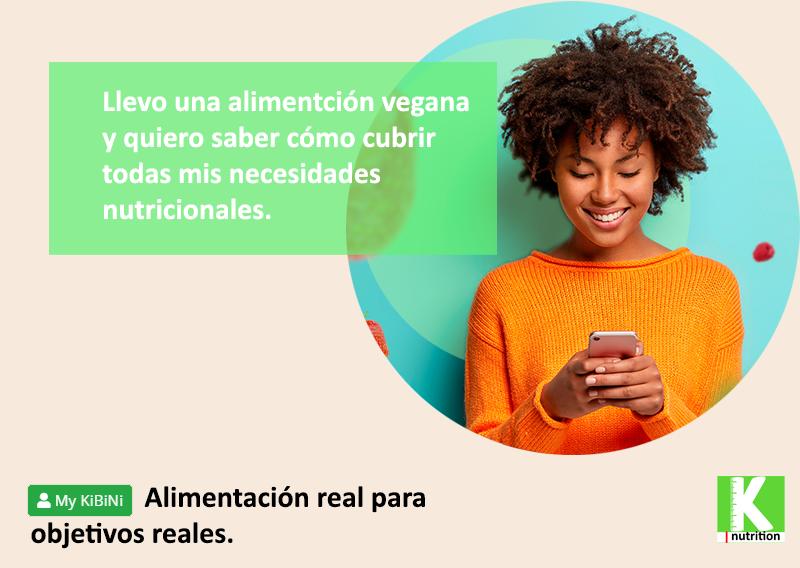 Alimentación real para objetivos reales. Planes nutricionales para llevar una correcta alimentación vegana