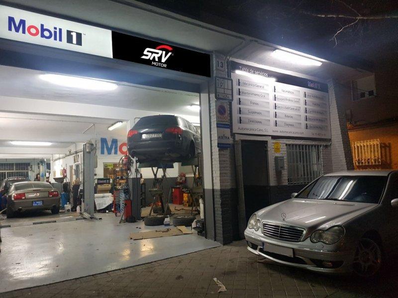 SRV Motor