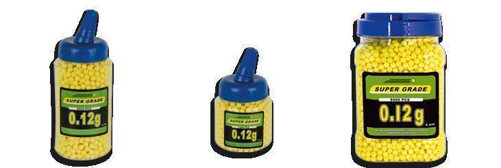 Bolas PVC y Biodagradables