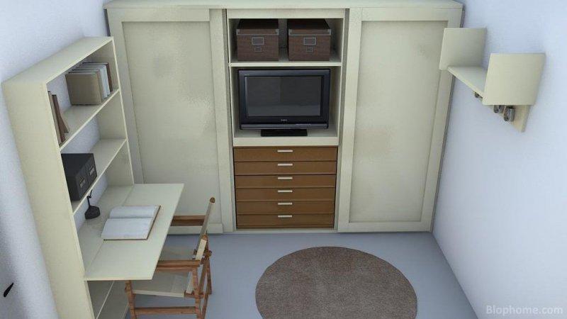 Habitación polivalente