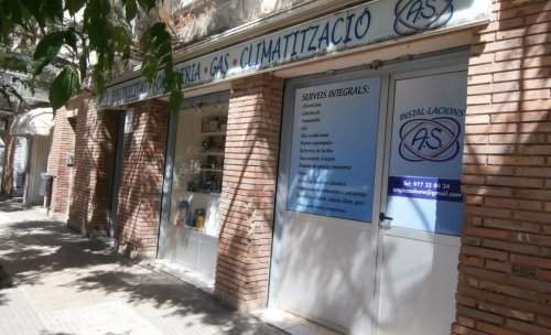 Instal·lacions Anglés Sabaté