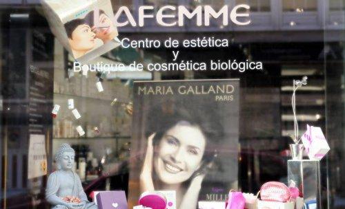 Lafemme, Centro de estética