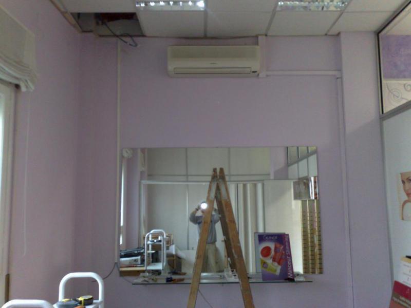 instalacion electrica de un local