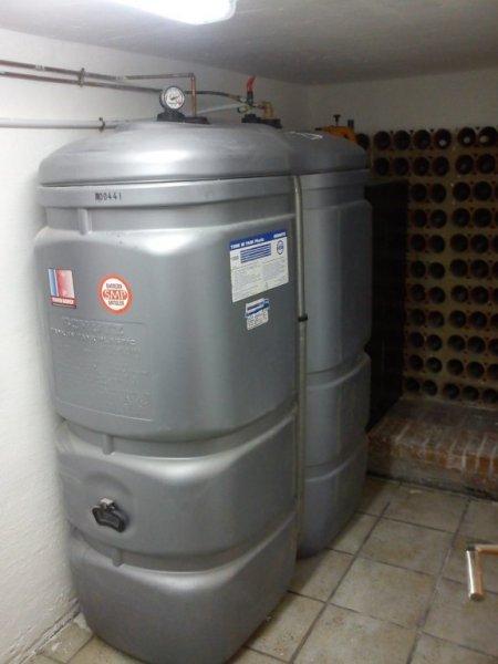 cuarto de caldera