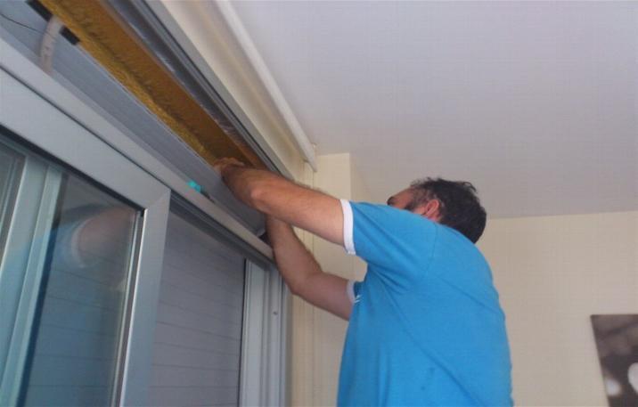 Reparar persiana en Tarragona