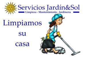 Servicios Jardín & Sol: limpiezas, mantenimientos y jardinería en Madrid
