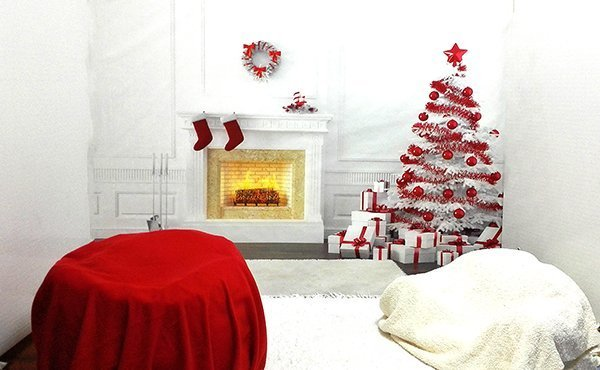 Salon navideño en Margón.