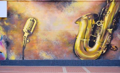 Pintura Decorativa Mikel López