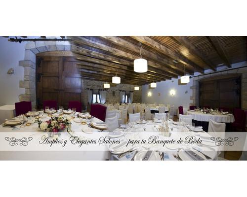 Banquetes en sus salones