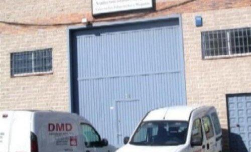 DMD Sistemas, división y modulación de oficinas en Madrid