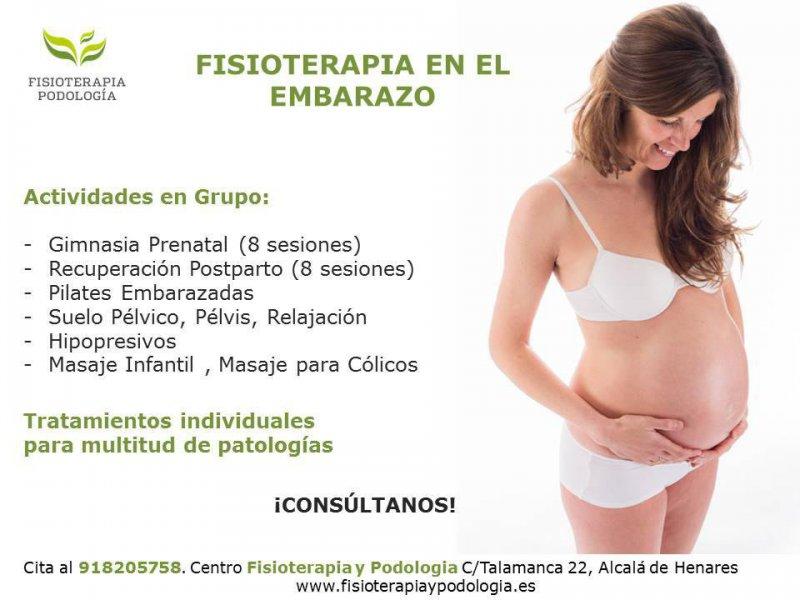 Embarazo, Postparto y Bebés