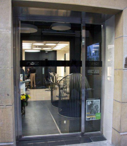 Puertas y escaparates