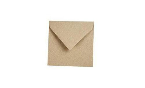 Sobre papel kraft
