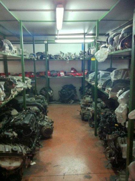 Desguaces Rebagliato, desguace y venta de piezas usadas en Alicante