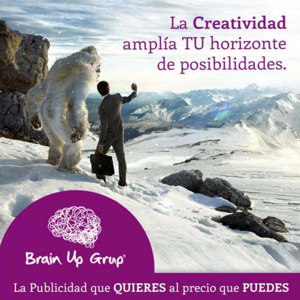 La CREATIVIDAD es la SOLUCIÓN que te proponemos!!