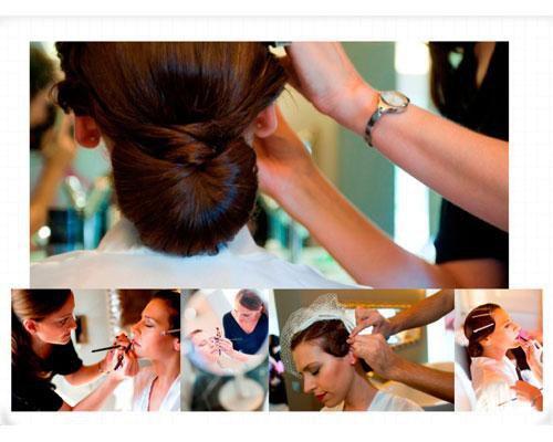 Peluqueros y maquilladores expertos