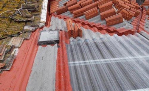 Verti Trabajos en Altura, rehabilitación de fachadas y cubiertas en Pontevedra