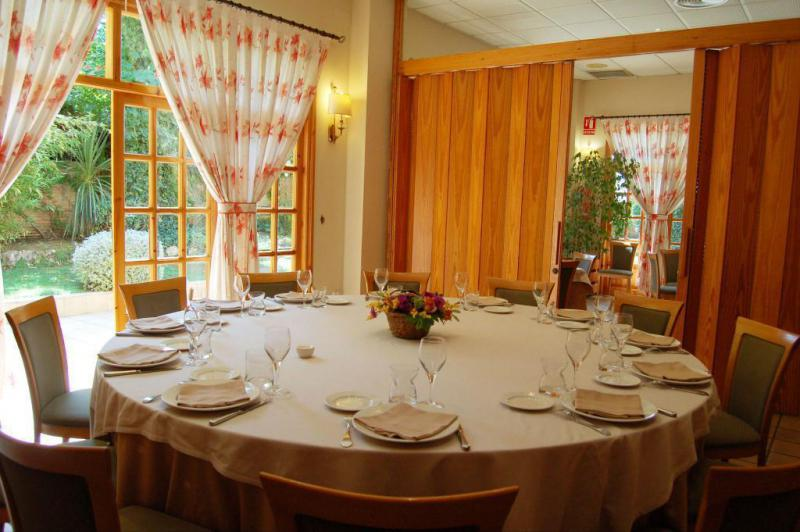 Salones Restaurante Granja Santa Creu