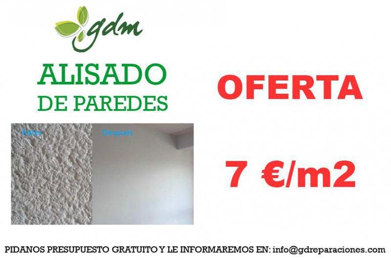 Oferta alisado Septiembre / Octubre 2014