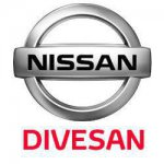 Logotipo Divesan Nissan Sevilla