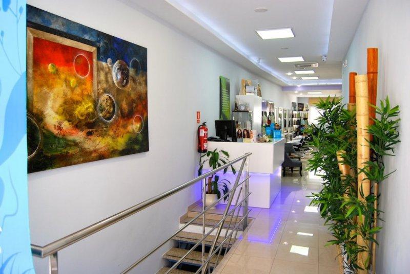 Paris Diffusion  Salón Concept