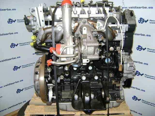 Motor 2.5 dci G9U