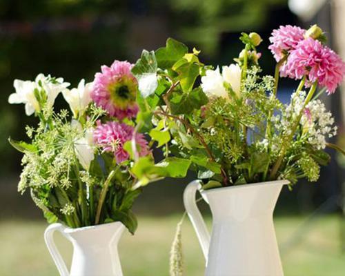 Decoración floral