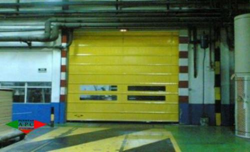 A.P.C. Puertas Automáticas, puertas automáticas y control de accesos en Alicante