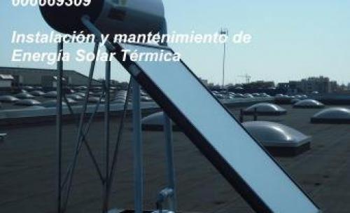 Instalación y venta de termosifónicos en Alicante