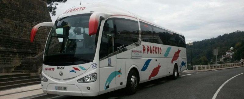 autocares pascual puerto