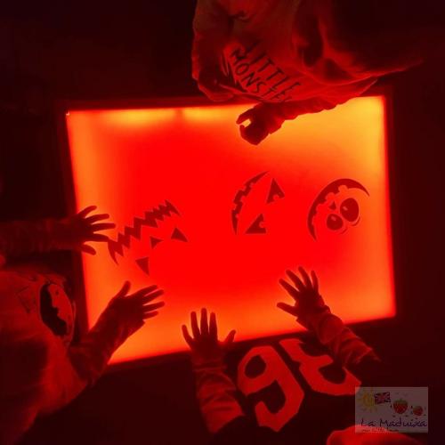 Taula de Llum Halloween