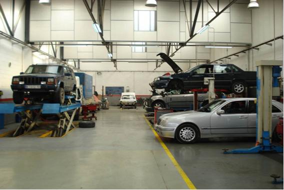 Taller de Reparación de Automóviles Josep Ulldemolins