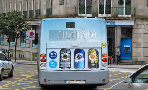 Autobús Mondariz