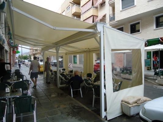 Toldos Gras: toldos, pérgolas y lonas en Alicante