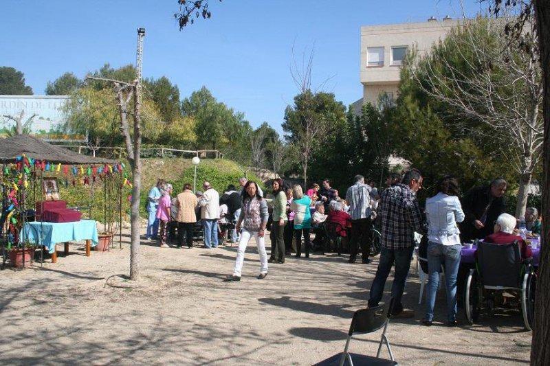 Fiesta en Jardín de Llíria