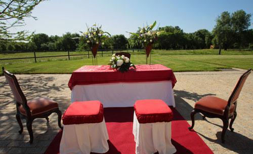 Una boda en exclusiva al día