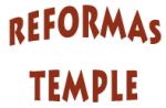 Reformas Temple