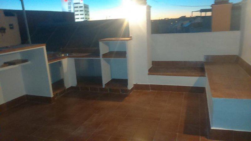 terraza acondicionada para reuniones