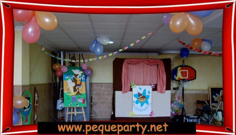 Tu fiesta con Phineas y Ferb