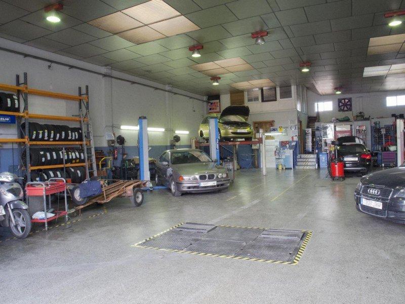 Taller Siscu Motors