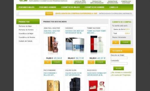Tienda online Bellezaselecta.com