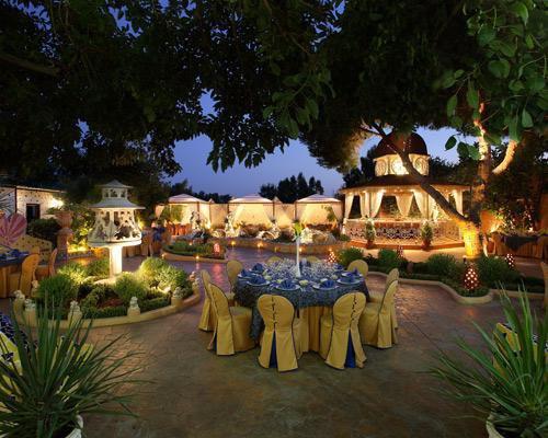 Impresionantes salones para bodas