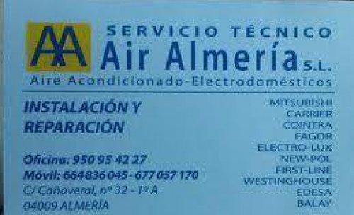 REPARACIÓN DE AIRE ACONDICIONADO EN ALMERIA-664836045