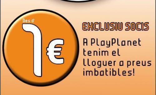 Alquiler/Lloguer